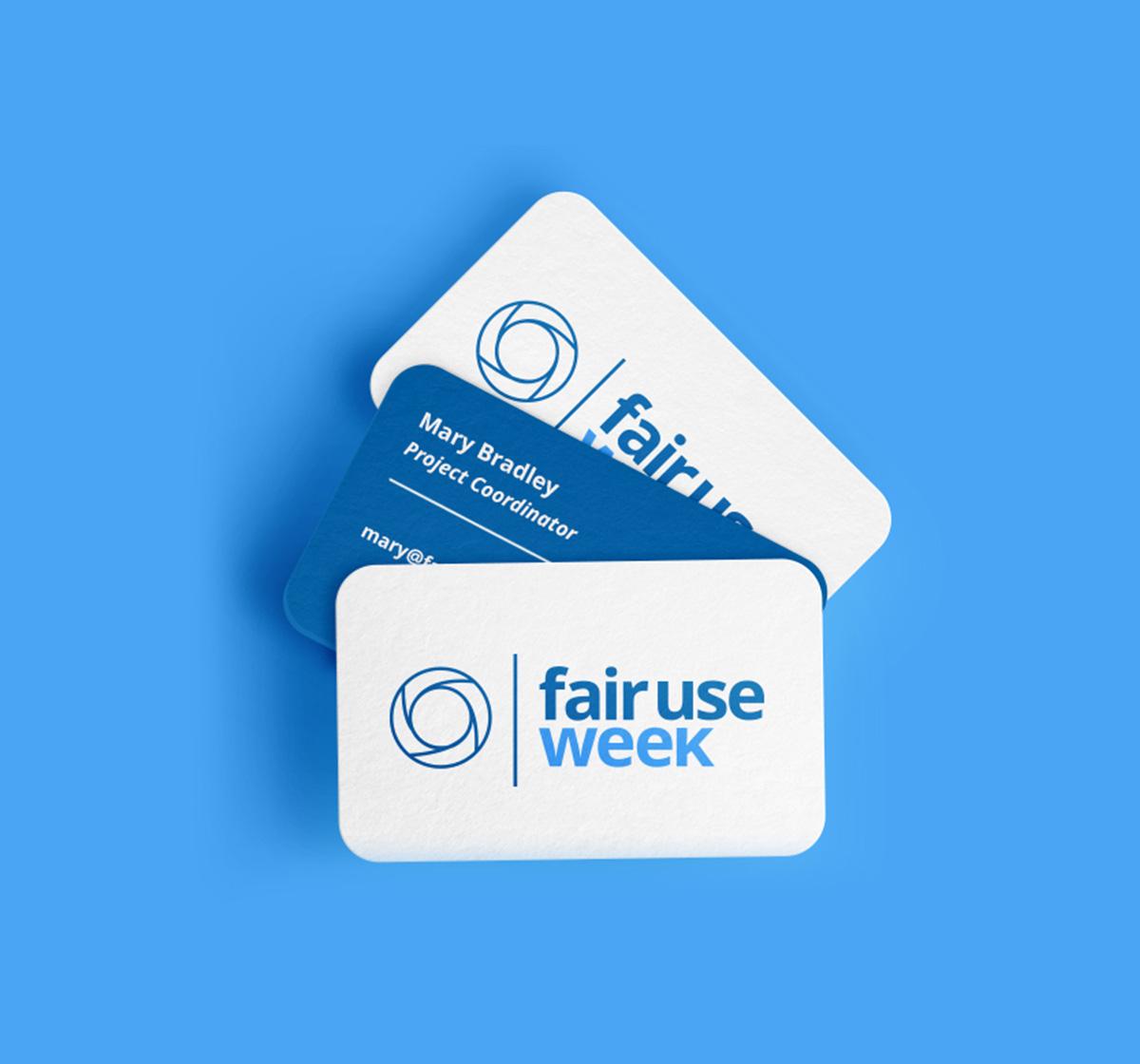 Fair Use Week Branding